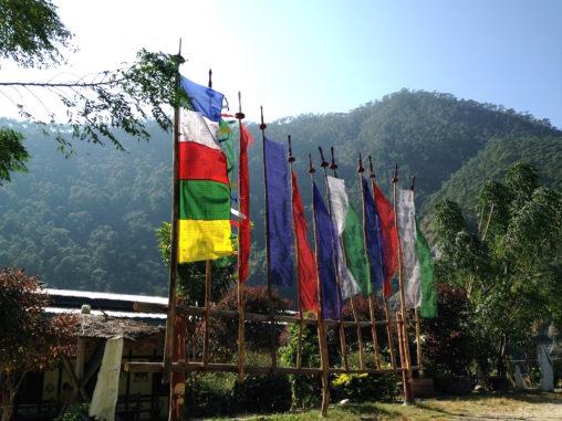 ブータン風景1